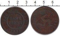 Изображение Монеты Остров Мэн 1 пенни 1811 Медь VF