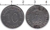 Изображение Монеты Германия : Нотгельды 10 пфеннигов 1919 Железо VF