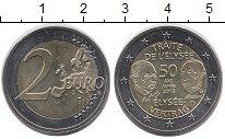 Изображение Монеты Франция 2 евро 2013 Биметалл UNC