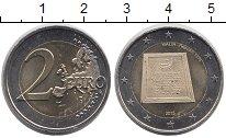 Изображение Монеты Мальта 2 евро 2015 Биметалл UNC