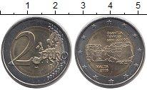 Изображение Монеты Мальта 2 евро 2016 Биметалл UNC