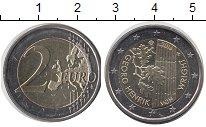 Изображение Монеты Финляндия 2 евро 2016 Биметалл UNC 100-летие со дня рож