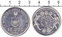Изображение Монеты Экваториальная Гвинея 10 экуэль 1978 Алюминий Proof-