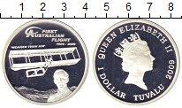 Изображение Монеты Тувалу 1 доллар 2009 Серебро Proof-