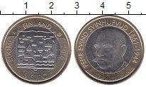 Изображение Монеты Финляндия 5 евро 2016 Биметалл UNC- Пер Эвинд Свинхувуд