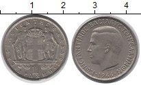 Изображение Монеты Греция 1 драхма 1966 Медно-никель XF