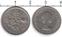 Изображение Монеты Великобритания 6 пенсов 1966 Медно-никель XF