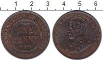 Изображение Монеты Австралия 1 пенни 1936 Бронза XF