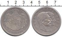 Изображение Монеты Сербия 5 динар 1904 Серебро VF