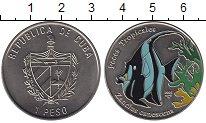 Изображение Монеты Куба 1 песо 2006 Медно-никель XF