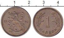 Изображение Монеты Финляндия 1 марка 1932 Медно-никель XF