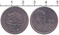 Изображение Барахолка Мексика 1 песо 1983 нержавеющая сталь XF