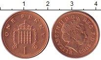 Изображение Барахолка Великобритания 1 пенни 2003 Медь XF