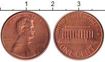 Изображение Барахолка США 1 цент 1993 Медь XF-