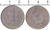 Изображение Дешевые монеты ГДР 1 марка 1955 Алюминий VF