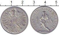 Изображение Дешевые монеты Австрия 1 шиллинг 1947 Алюминий XF-
