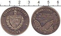 Изображение Монеты Куба 1 песо 1986 Медно-никель UNC