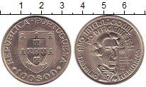 Изображение Монеты Португалия 100 эскудо 1981 Медно-никель XF