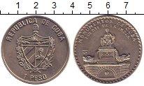 Изображение Монеты Куба 1 песо 2004 Медно-никель UNC