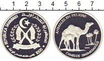 Изображение Монеты Сахара 1000 песет 2002 Серебро Proof