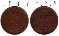 Изображение Монеты Австралия 1 пенни 1928 Бронза XF