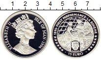 Изображение Монеты Остров Мэн 15 евро 1996 Серебро Proof