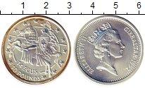 Изображение Монеты Гибралтар 14 экю 1992 Серебро UNC-