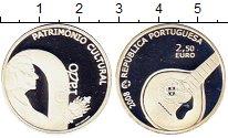 Изображение Монеты Португалия 2 1/2 евро 2008 Серебро Proof-