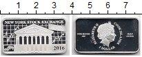 Изображение Монеты Острова Кука 1 доллар 2016 Серебро Proof