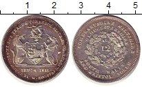 Изображение Монеты Великобритания 12 пенсов 1811 Серебро XF+