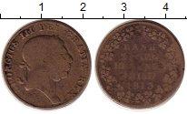 Изображение Монеты Ирландия 10 пенсов 1813 Серебро VF Банковский токен