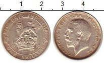 Изображение Монеты Великобритания 1 шиллинг 1915 Серебро XF