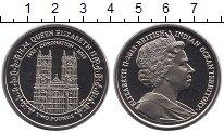 Изображение Монеты Британско - Индийские океанские территории 2 фунта 2013 Медно-никель UNC