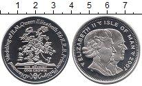 Изображение Монеты Остров Мэн 1 крона 2007 Серебро Proof