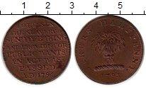Изображение Монеты Великобритания 1/2 пенни 1795 Медь UNC-