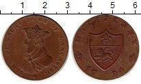Изображение Монеты Великобритания 1/2 пенни 1794 Медь UNC-