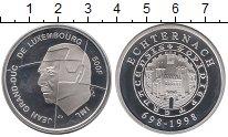 Изображение Монеты Люксембург 500 франков 1998 Серебро Proof