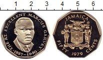 Изображение Монеты Ямайка 50 центов 1979 Медно-никель Proof-