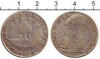 Изображение Монеты Боливия 2 соля 1830 Серебро VF