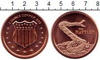 Изображение Мелочь США 1 унция 0 Медь UNC-