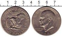Изображение Монеты США 1 доллар 1977 Медно-никель XF