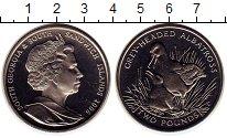 Изображение Монеты Сендвичевы острова 2 фунта 2006 Медно-никель UNC