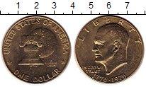 Изображение Монеты США 1 доллар 1976 Медно-никель UNC