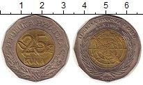 Изображение Монеты Хорватия 25 кун 1997 Биметалл UNC-