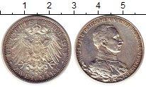 Изображение Монеты Пруссия 2 марки 1913 Серебро XF+