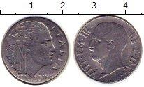 Изображение Монеты Италия 20 сентесим 1940 Железо XF
