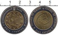 Изображение Монеты Украина 5 гривен 2009 Биметалл UNC-