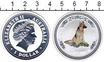 Изображение Монеты Австралия 1 доллар 2006 Серебро Proof Елизавета II. Фауна.