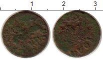 Изображение Монеты Литва 1 боратинка 0 Медь VF Ян Казимир