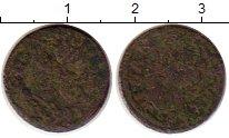 Изображение Монеты Литва 1 боратинка 1665 Медь VF Ян Казимир